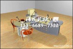 演播台播音台演播桌录音台演播室桌子播音桌校园播音台非标定制
