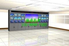 监控电视墙加工监控大屏电视墙豪华型监控电视墙操作台电视墙厂家