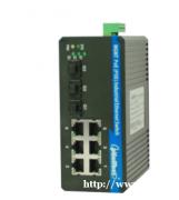 OP-GYP306 3个SFP千兆光口/6个百兆电口POE工
