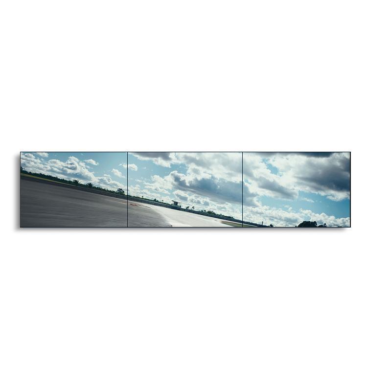 合肥46英寸液晶拼接屏超窄边低亮 高清监控显示器电视墙