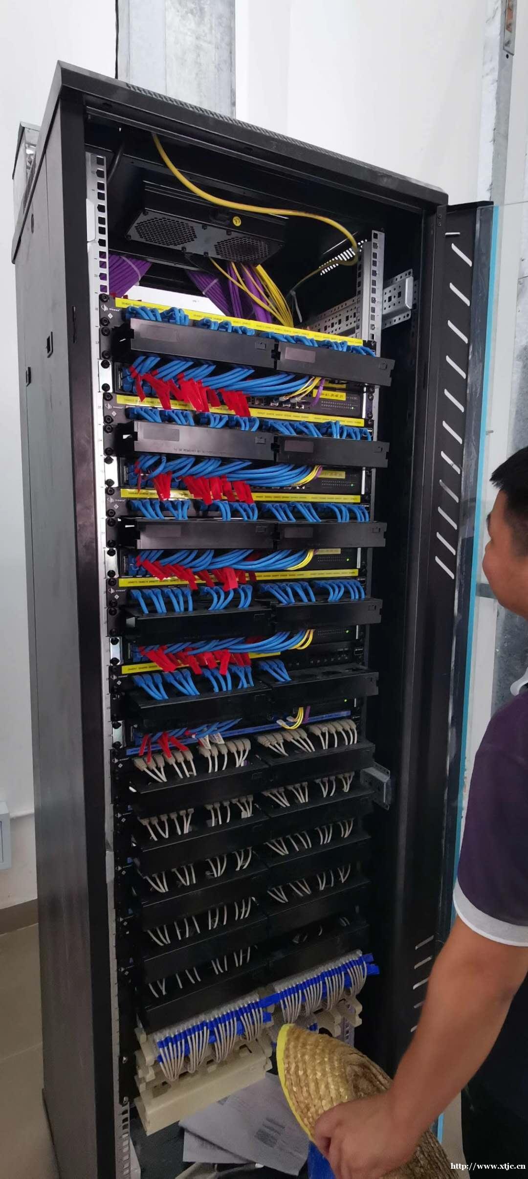 弱电智能化安装调试